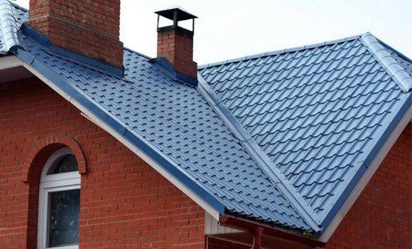 Каким покрытием защитить металлочерепицу из стали?